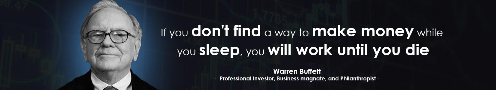 warren buffett trading motivational quote for Sinhala binary options traders in Sri Lanka