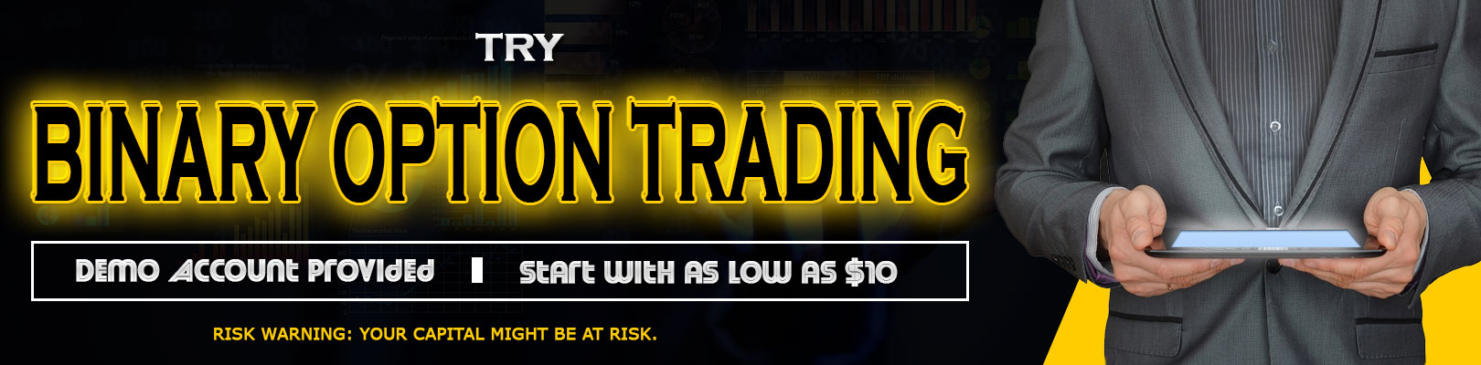learn binary option trading online