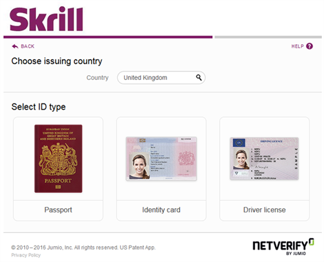 how to verify additional verification steps in skrill including webcam-04 in english by prathilaba sri lanka