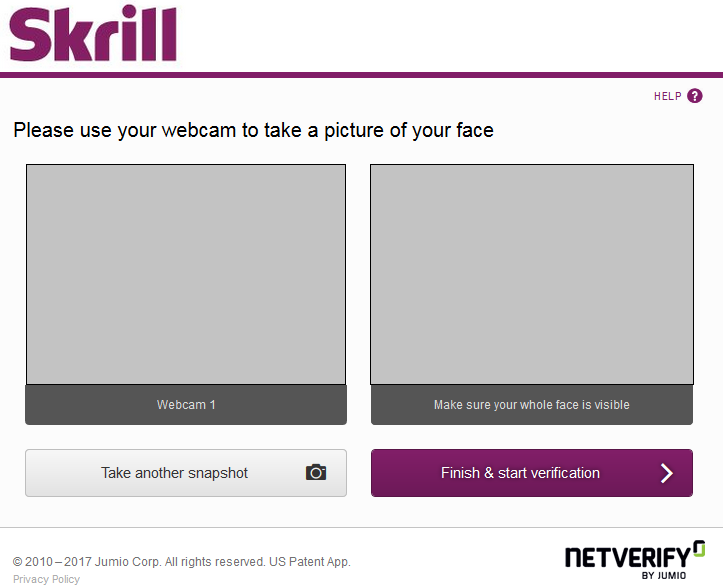 how to verify additional verification steps in skrill including webcam-06 in sinhala by prathilaba sri lanka