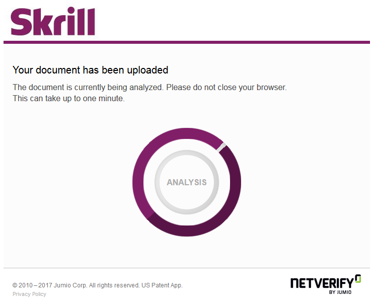 how to verify additional verification steps in skrill including webcam-07 in english by prathilaba sri lanka