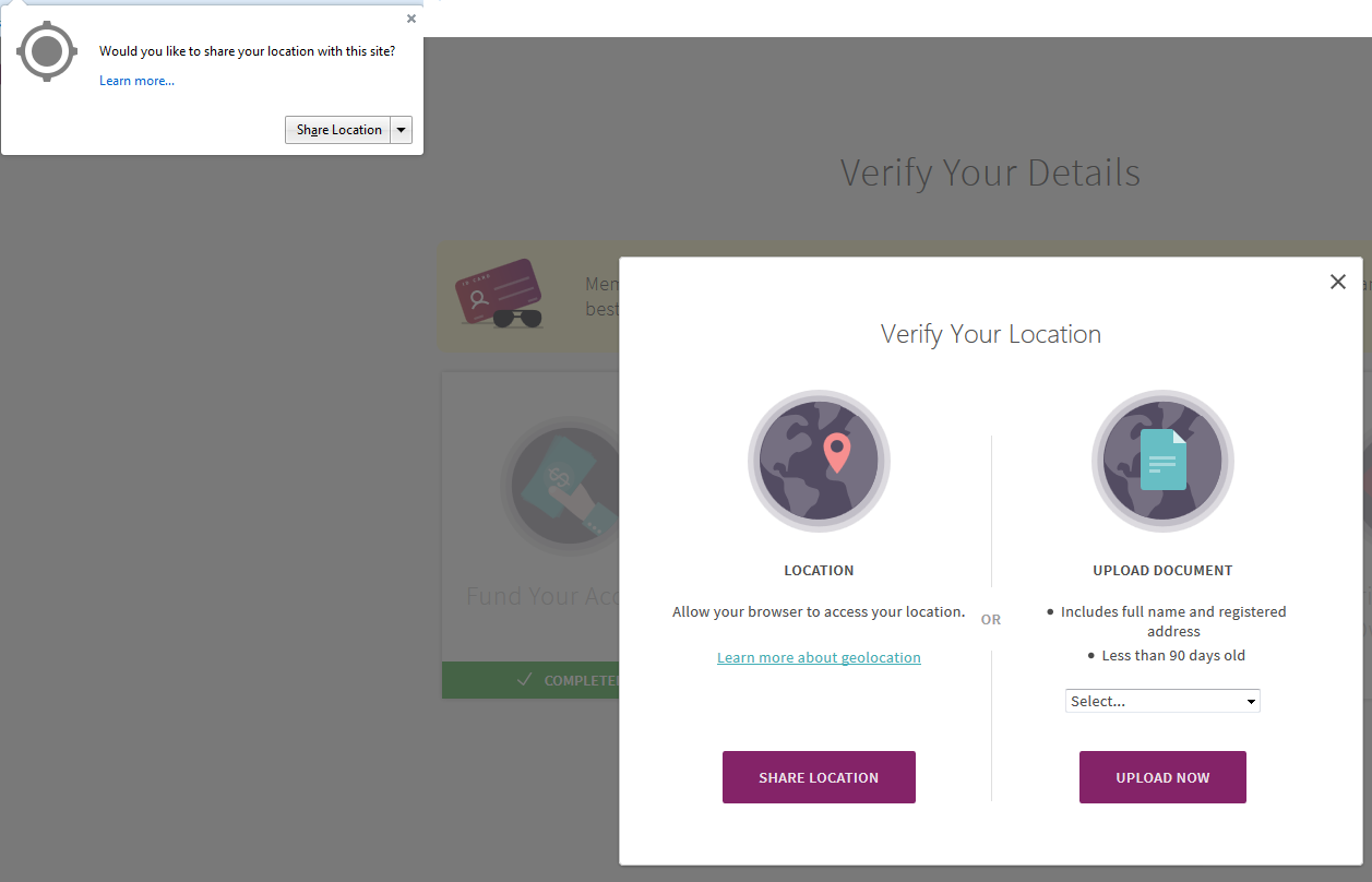 how to verify additional verification address - Skrill ewallet opening account tutorial in English by Prathilaba