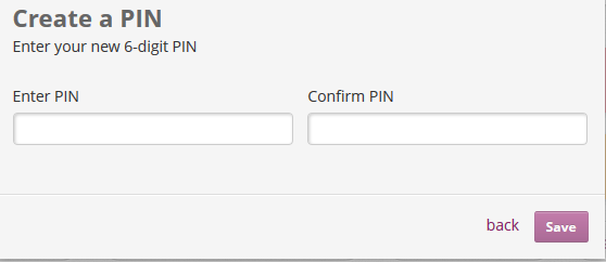 opening a skrill account in sinhala and english for sri lankans - add six digital pin code twice in popup stage