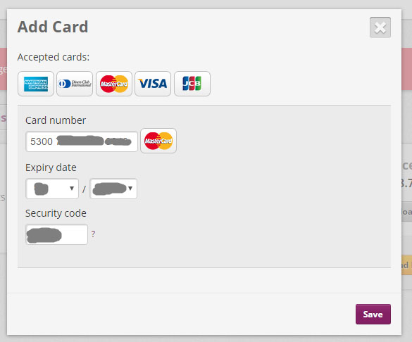 Enter Your visa or master card information - Skrill ewallet opening account tutorial in English by Prathilaba