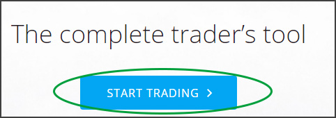start trading link in olymphtrade binary options broker in sinhala
