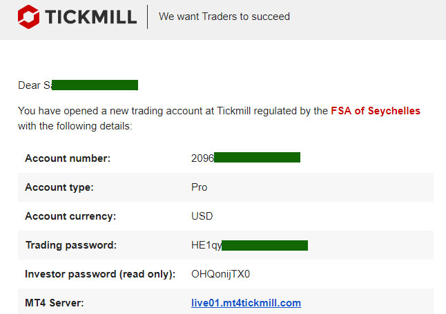 mt4-account-details-of-tickmill-via-email