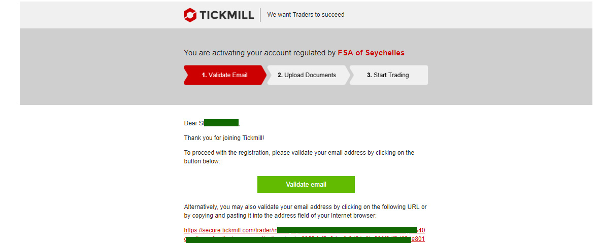 tickmill-Validate-your-email-address-confirmation-email