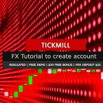 Tickmill Forex Trading & Earn Money online Tutorial with Tickmill - English