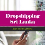 How to earn money online with Dropshipping in Sri Lanka
