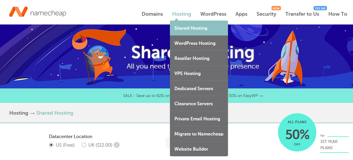 choose shared web hosting sri lanka