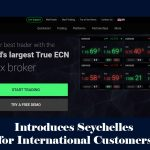Aussie Broker IC Markets Introduces Seychelles for international customers