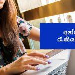 අන්තර්ජාල  රැකියා අවස්ථා  - Work from home online jobs in Sinhala Sri Lanka
