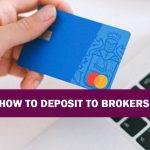 How to deposit Money? ස්ක්රිල්,නෙටලර් හෝ බ්රෝකර්ලට සල්ලි දාන්නේ කොහොමද ?